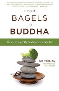Judi Hollis book From Bagels to Buddha
