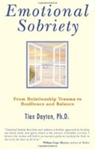 Tian Dayton Emotional Sobriety Book Cover