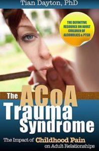 Tian Dayton the Acoa Trauma Syndrome Book Cover