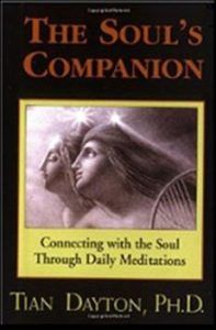 Tian Dayton The Soul's Companion Book Cover